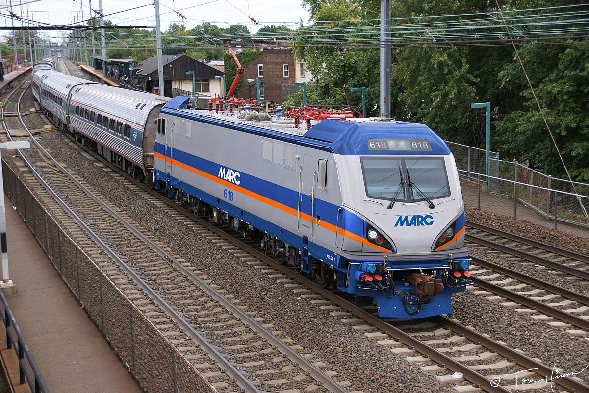 Railroad Net View Topic Marc To Purchase Siemens Chargers