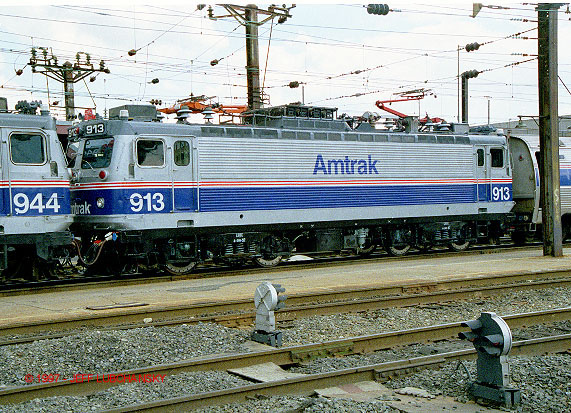 emd aem 7 amtrak photo archive the aem7 toasters 910 919