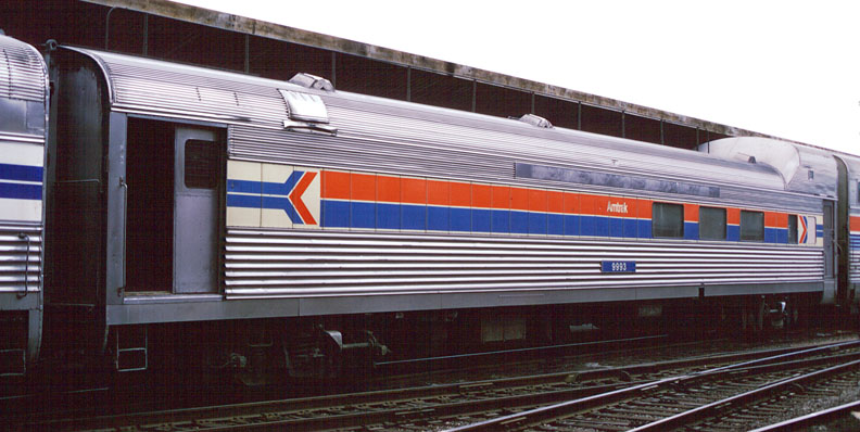 Amtrak Superliner Question Model Railroader Magazine Model Railroading M