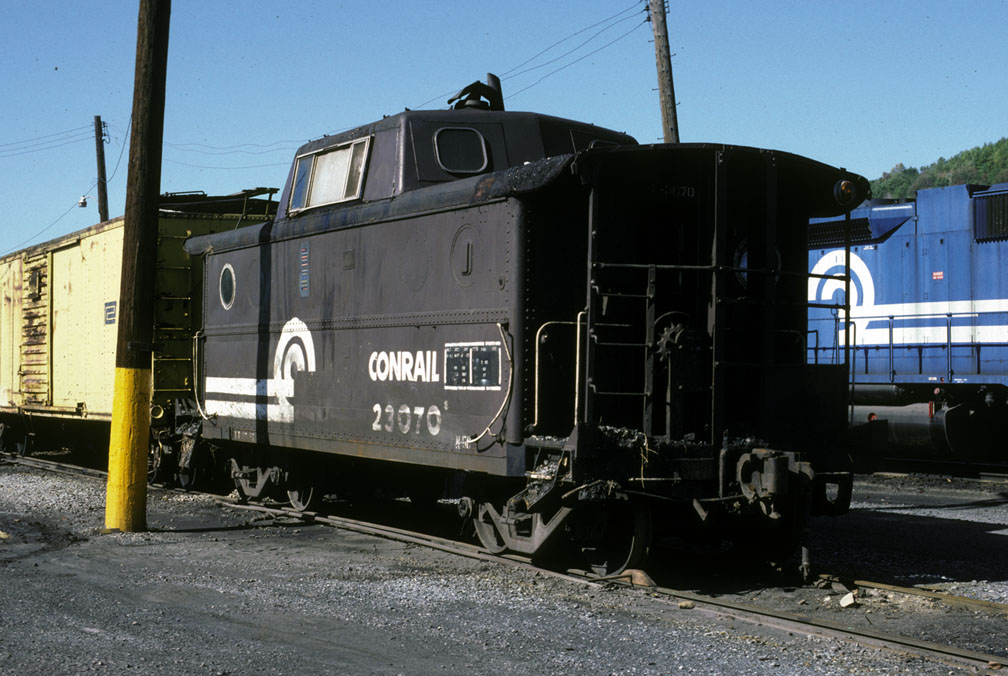 Conrail caboose photo archive the n5c class for Pauls motors hawthorne nj