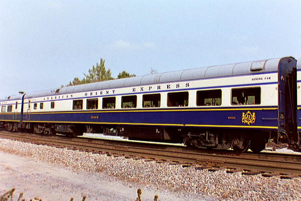 Amtrak Photo Archive The American Orient Express