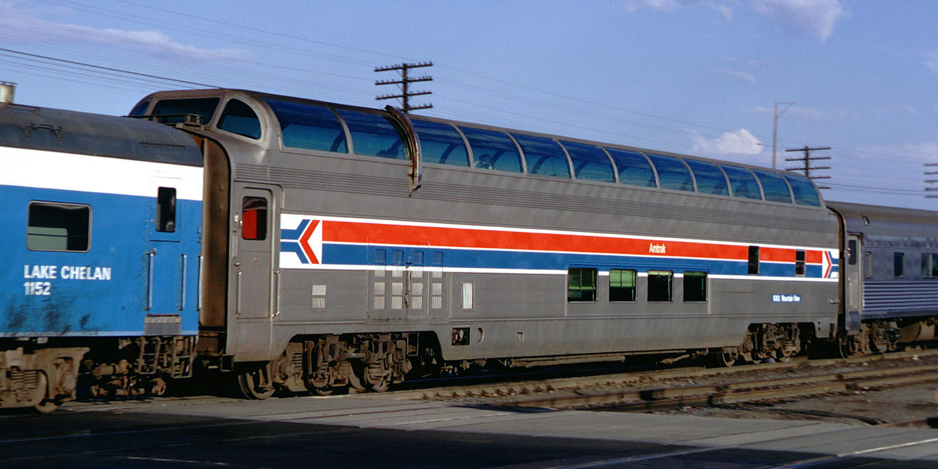New Railroad Passenger Cars For Sale